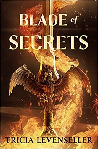 Blade of Secrets Book Cover