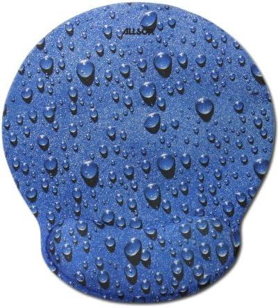 Mouse Pad Blue Foam