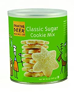 Dancing Deer Baking Mix, Classic Sugar Cookie Mix, 16 Ounce