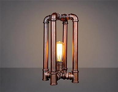 Atmko®lampade da tavolo lampade da scrivania tubi di acqua lampada