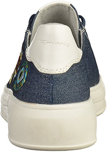 23711 Denim Baskets 28 Femmes 1 Tamaris Xv4q15n