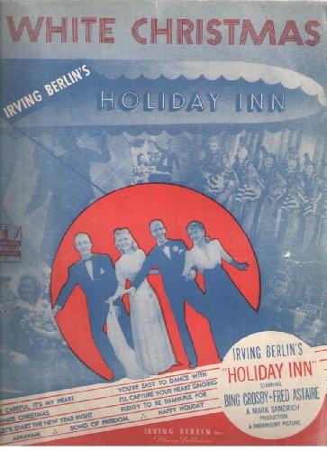 Christmas White Music Sheet (White Christmas. (Sheet Music))