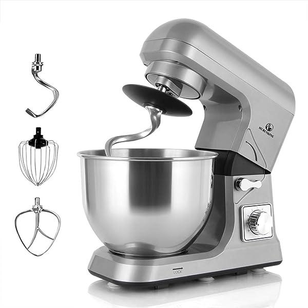 Bomann KM 367 CB Robot de cocina multifunción, amasadora, picadora ...