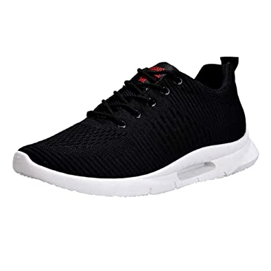 Running Unisex Girls Boys Shock Absorbing Sports Fitness Gym Trainers Shoes Size