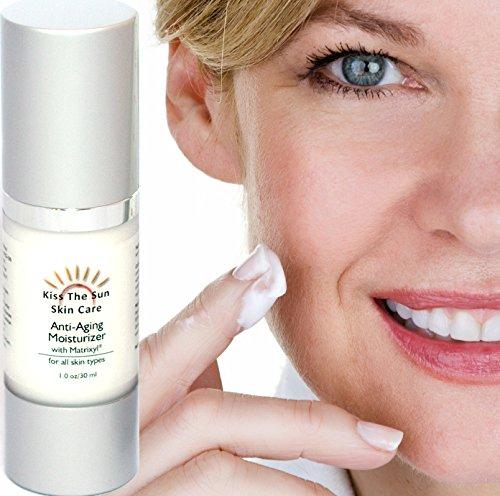 Creme contre anti vieillissement du visage hydratant - 30 ml