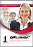 img - for What Is Leadership? Defining Leadership for Personal Success (Made for Success Collection) by John C. Maxwell (2011-12-06) book / textbook / text book