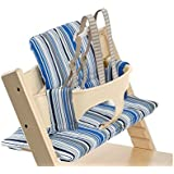 Stokke Tripp Trapp Cushion, Ocean Stripe