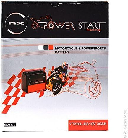 Nx Motorrad Batterie Ytx30l Bs Yix30l 12v 30ah Auto
