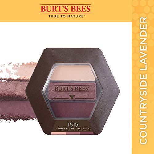 Burt's Bees 100% Natural Eye Shadow Palette with 3 Shades