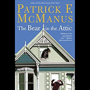The Bear in the Attic Audiobook