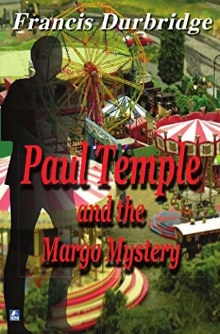 book cover of Paul Temple and the Margo Mystery