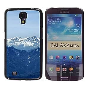 """For Samsung Galaxy Mega 6.3 , S-type Naturaleza Hermosa Forrest Verde 116"""" - Arte & diseño plástico duro Fundas Cover Cubre Hard Case Cover"""