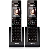 VTech IS7101 Expansion Handset For Audio/Video Doorbell Answering System 1.9GHz DECT 6.0 (2-Pack)
