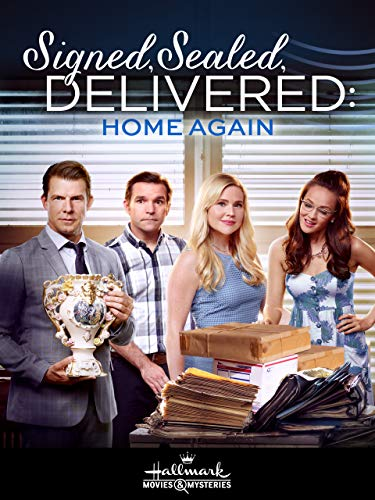 Signe Collection - Signed, Sealed, Delivered: Home Again