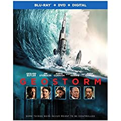 GEOSTORM arrives on Digital Jan. 16 and on Blu-ray Combo Pack and DVD Jan. 23 from Warner Bros.