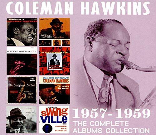 Coleman Hawkins - Complete Albums Collection: 1957-1959 (4CD BOX SET) ()