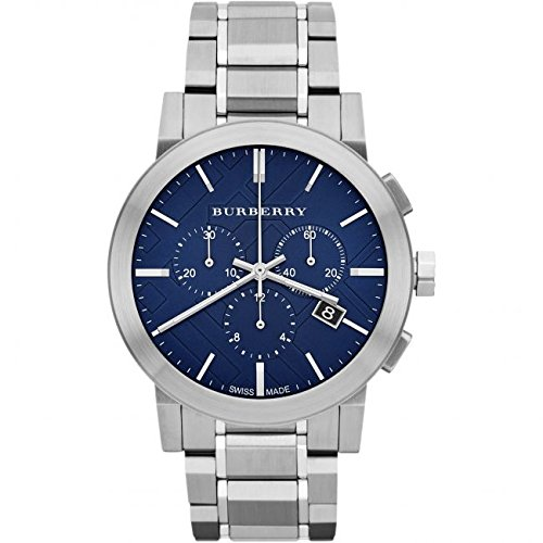 Burberry Gents The City Chronograph Watch BU9363
