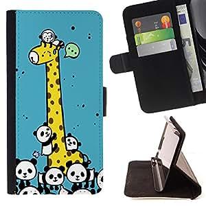 Dragon Case - FOR Samsung Galaxy Core Prime - because of who you are - Caja de la carpeta del caso en folio de cuero del tir¨®n de la cubierta protectora Shell