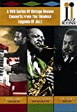 Jazz Icons: Series Four (Eight-Disc Box Edition)