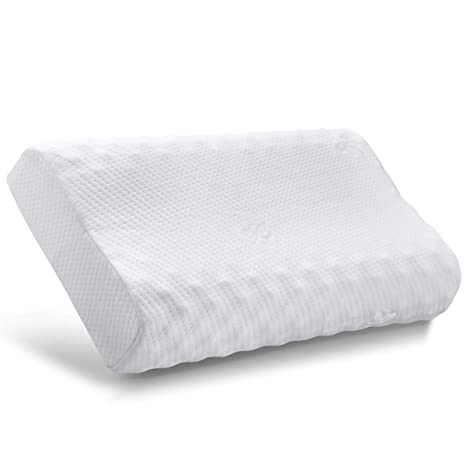 Amazon.com: DYD - Almohada para dormir cervical (ajustable ...
