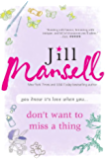 Don't Want to Miss a Thing: A quirky, fun British tale of laughter, love and baby