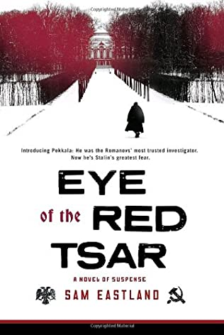 book cover of Eye of the Red Tsar