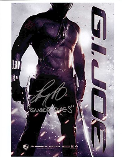 Ray Park Signed Autographed