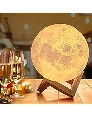 OxyLED 18cm LED maanlamp met afstandsbediening
