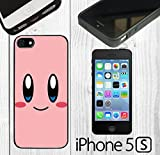 kirby iphone 5s case - Cartoon Girl Cute Kirby LOL Custom made Case/Cover/Skin FOR iPhone 5/5s -Black- Rubber Case (Ship From CA)