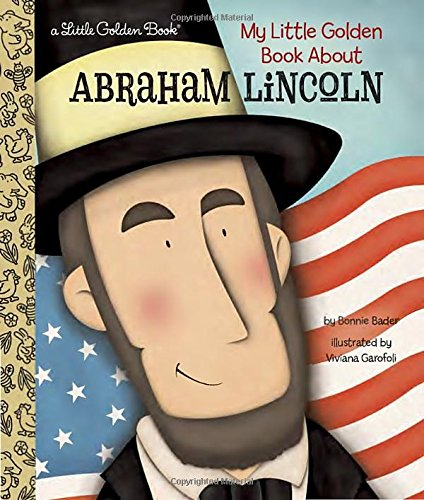 My Little Golden Book About Abraham Lincoln for sale  Delivered anywhere in USA