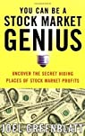 You Can be a Stock Market Genius par Greenblatt