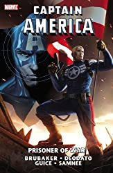 Captain America: Prisoner of War (Captain America (Paperback))