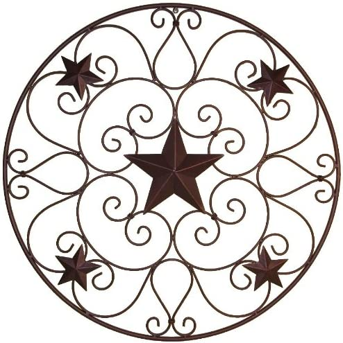 LL Home 21401 Metal Star