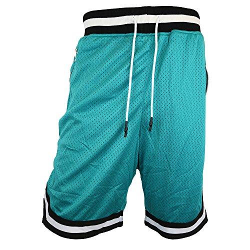 Jordan Craig Poly Mesh Shorts Zippers Marlin by Jordan Craig