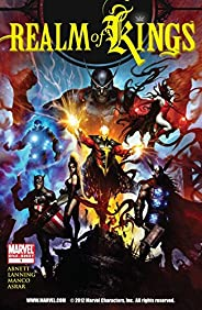Realm of Kings #1 (English Edition)