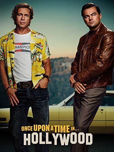 Once Upon A Time In Hollywood [Blu-ray + DVD + Digital] (Bilingual)