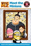 Despicable Me 2( Meet the Minions)[DESPICABLE ME 2 MEET THE MINIO][Paperback]