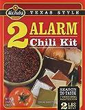 3 alarm chili mix - Wick Fowlers Chili 2 Alarm Kit, 3.625 oz