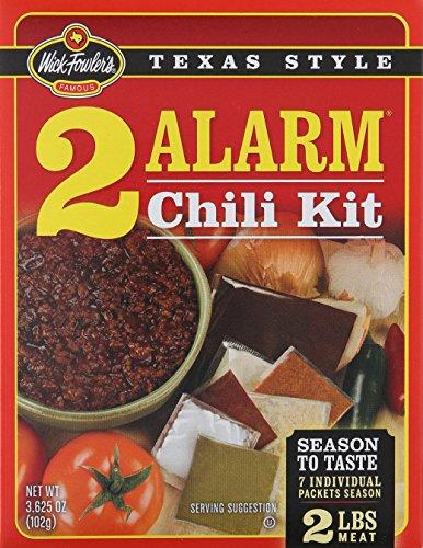 2 alarm chili seasoning - 1