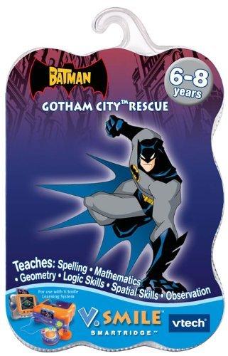 VTech - V.Smile - Batman: Gotham City Rescue ()