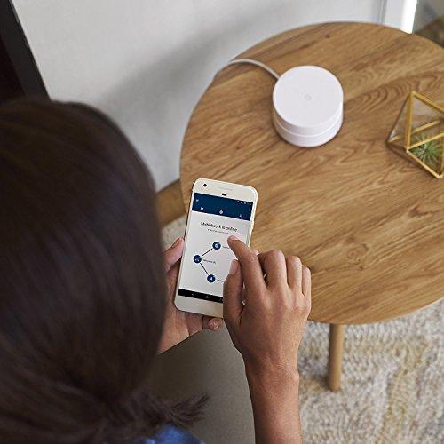 Портативный компьютер Google Wi-Fi System (PARENT)