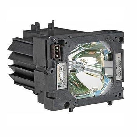 Alda PQ Original, Beamerlampe für Canon LV-7590 Projektoren, Markenlampe mit PRO-G6s Gehäuse
