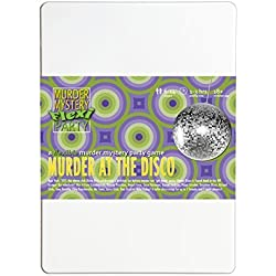 Murder at the Disco 6-14 Player Murder Mystery Flexi Party