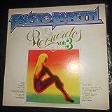 wight ti - Fausto Papetti. Recuerdos Vol. 3. LP Vinyl