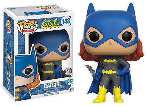 - Funko POP! Heroes DC Universe Heroic Batgirl Specialty Series Vinyl Figure