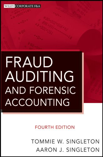 Fraud Auditing and Forensic Accounting (Wiley Corporate F&A) Pdf