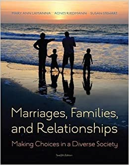Marriages, Families, And Relationships: Making Choices In A Diverse Society Download Pdf