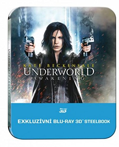 Underworld: Probuzeni 3D Steelbook (Underworld Awakening)