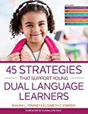 img - for 45 Strategies That Support Young Dual Language Learners book / textbook / text book