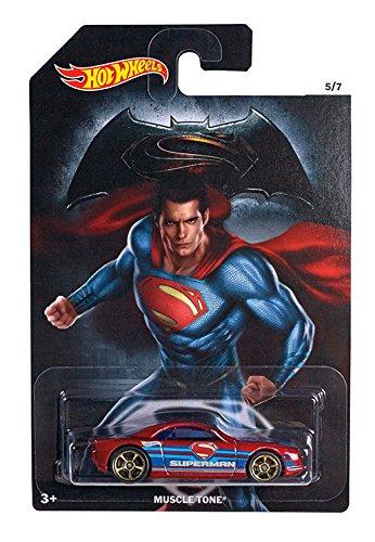 Hot Wheels, Batman V Superman: Dawn of Justice Bundle of 8 Die-Cast Cars at Gotham City Store